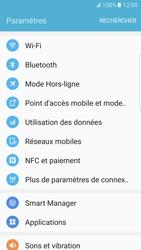 Samsung Galaxy S7 Edge (G935) - Internet - configuration manuelle - Étape 7