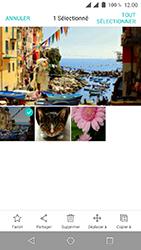 Wiko Tommy 2 - Photos, vidéos, musique - Envoyer une photo via Bluetooth - Étape 8