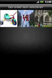 HTC A510e Wildfire S - MMS - Afbeeldingen verzenden - Stap 11