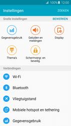 Samsung A310F Galaxy A3 (2016) - Internet - aan- of uitzetten - Stap 4