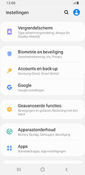 Samsung galaxy-s8-sm-g950f-android-pie - Beveiliging en ouderlijk toezicht - Zoek mijn mobiel inschakelen - Stap 4