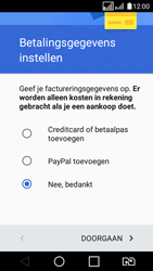 LG K4 (2017) (M160) - Applicaties - Account aanmaken - Stap 18