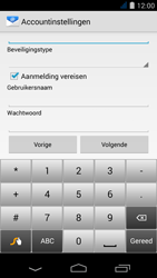 Acer Liquid Jade S - E-mail - Account instellen (IMAP met SMTP-verificatie) - Stap 13