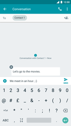 Nokia 8 (SingleSim) - MMS - Sending a picture message - Step 10