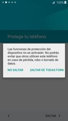 Samsung Galaxy A3 (2016) - Primeros pasos - Activar el equipo - Paso 12