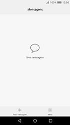 Huawei Y6 (2017) - SMS - Como configurar o centro de mensagens -  4