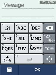 LG T580 - Contact, Appels, SMS/MMS - Envoyer un MMS - Étape 12