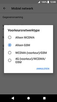Sony Xperia XA2 Ultra - 4G instellen  - Toestel instellen voor 4G - Stap 7