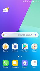 Samsung Galaxy J2 Prime - Primeiros passos - Baixar o manual - Etapa 1