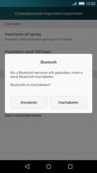 Huawei P8 Lite - Contactgegevens overzetten - delen via Bluetooth - Stap 9