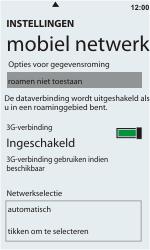 HTC C110e Radar - Buitenland - Bellen, sms en internet - Stap 7