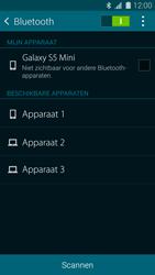 Samsung Galaxy S5 Mini (G800) - Bluetooth - koppelen met ander apparaat - Stap 8