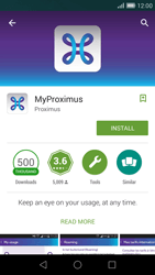 Huawei Ascend G7 - Applications - MyProximus - Step 7
