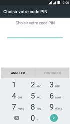 Wiko Rainbow Lite 4G - Sécuriser votre mobile - Activer le code de verrouillage - Étape 7