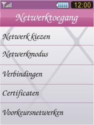 Samsung S7070 Diva - Buitenland - Bellen, sms en internet - Stap 5