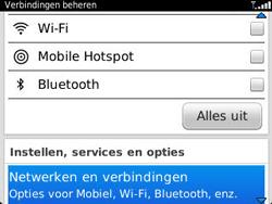 BlackBerry 9320 Curve - Buitenland - Bellen, sms en internet - Stap 5