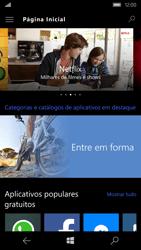 Microsoft Lumia 550 - Aplicativos - Como baixar aplicativos - Etapa 4