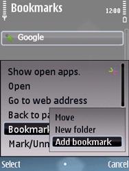 Nokia E75 - Internet - Internet browsing - Step 9