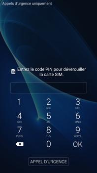Samsung Samsung Galaxy J7 (2016) - Premiers pas - Créer un compte - Étape 3