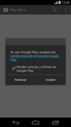 Motorola Moto X (2ª Gen) - Aplicaciones - Tienda de aplicaciones - Paso 17