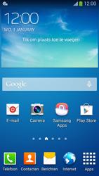Samsung G386F Galaxy Core LTE - MMS - automatisch instellen - Stap 5