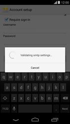 Motorola Moto G - Email - Manual configuration POP3 with SMTP verification - Step 15