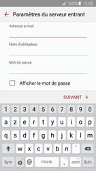 Samsung A3 (2016) - E-mail - Configuration manuelle - Étape 8