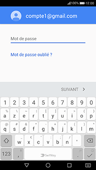Huawei P10 Plus - E-mail - 032a. Email wizard - Gmail - Étape 10
