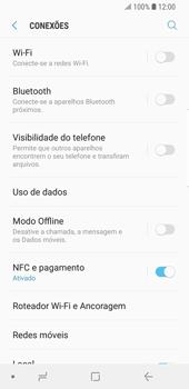 Samsung Galaxy S9 - Internet (APN) - Como configurar a internet do seu aparelho (APN Nextel) - Etapa 7