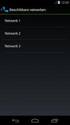Acer Liquid Jade Z - Netwerk - Gebruik in het buitenland - Stap 9
