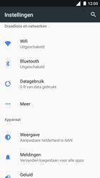 Nokia 5 (TA-1024) - WiFi - Mobiele hotspot instellen - Stap 4