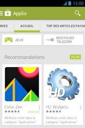 Bouygues Telecom Bs 351 - Applications - Télécharger une application - Étape 5