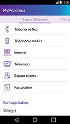 LG X Power - Applications - MyProximus - Étape 20