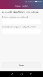 Huawei Y6 II Compact - E-mail - Account instellen (POP3 zonder SMTP-verificatie) - Stap 19