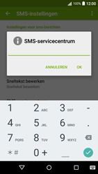 Acer Liquid Z530 - SMS - Handmatig instellen - Stap 9