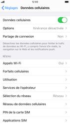 Apple iPhone 8 - iOS 13 - Réseau - activer 4G - Étape 4