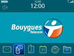 BlackBerry 8520 - Applications - Supprimer une application - Étape 1