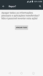 Wiko Fever 4G - Repor definições - Como repor definições de fábrica do telemóvel -  7