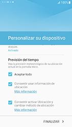Samsung Galaxy A3 (2017) (A320) - Primeros pasos - Activar el equipo - Paso 15