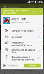 Samsung Galaxy Core II - Aplicações - Como pesquisar e instalar aplicações -  18
