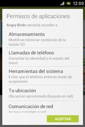 Sony Xperia E - Aplicaciones - Descargar aplicaciones - Paso 18