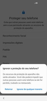Samsung Galaxy S10 - Primeiros passos - Como ativar seu aparelho - Etapa 15