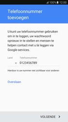 Samsung Galaxy S6 - Android M - Applicaties - Account aanmaken - Stap 14