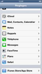 Apple iPhone 5 - MMS - configuration manuelle - Étape 12