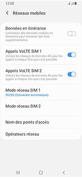 Samsung Galaxy A40 - Réseau - activer 4G - Étape 6
