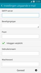 Samsung G901F Galaxy S5 4G+ - E-mail - Instellingen KPNMail controleren - Stap 24