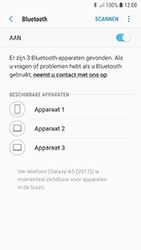 Samsung Galaxy A5 (2017) - Android Oreo - Bluetooth - koppelen met ander apparaat - Stap 9