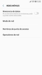Samsung Galaxy J5 (2017) - Red - Seleccionar una red - Paso 6