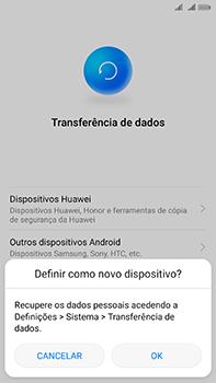 Huawei Mate 10 - Primeiros passos - Como ligar o telemóvel pela primeira vez -  17