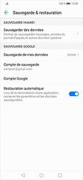 Huawei Mate 20 lite - Aller plus loin - Gérer vos données depuis le portable - Étape 11